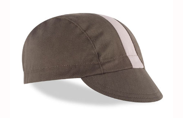 Walz Caps - 3 Panel Racing Stripe olive cream
