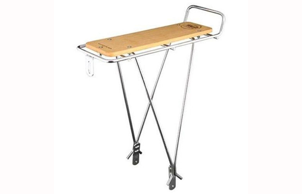Wald Rear Rack wooden board