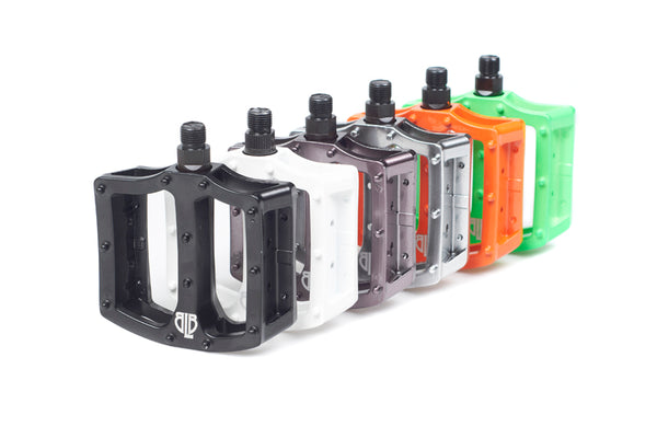 Brick Lane bikes Freestyle Pedals collection