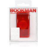 Bookman Red Curve Rear Light