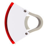 Bookman White Curve Rear Light