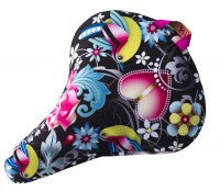 Catalina Estrada Black Saddle Cover