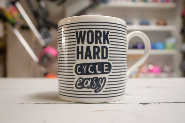 Bikelands Breton Mug 'Cycle Easy'
