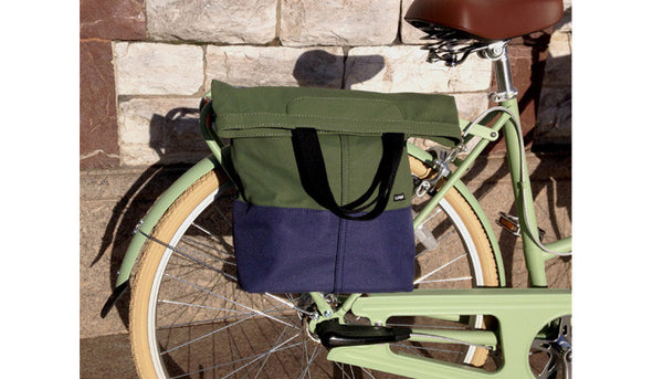 Linus Sac Army Green/Navy
