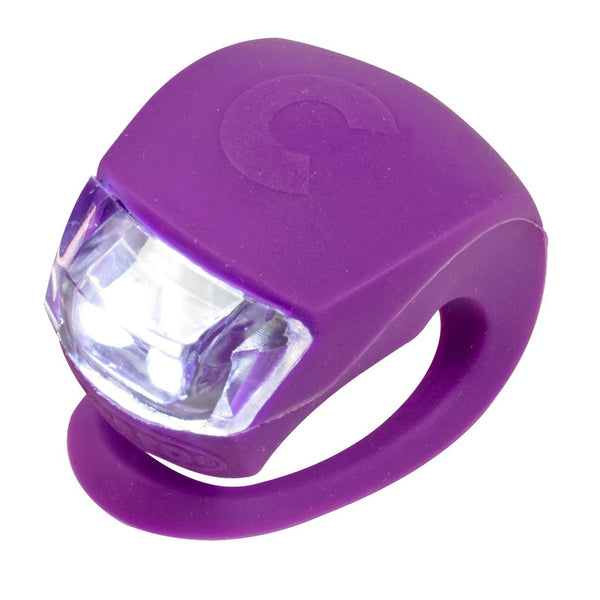 Micro Scooter Lights Purple