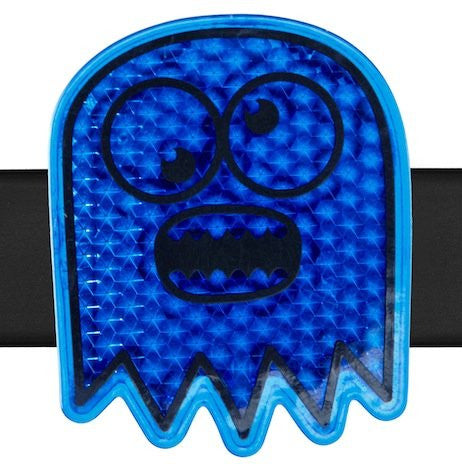 Micro Scooter Reflector Scoobits Suburo Ghost blue