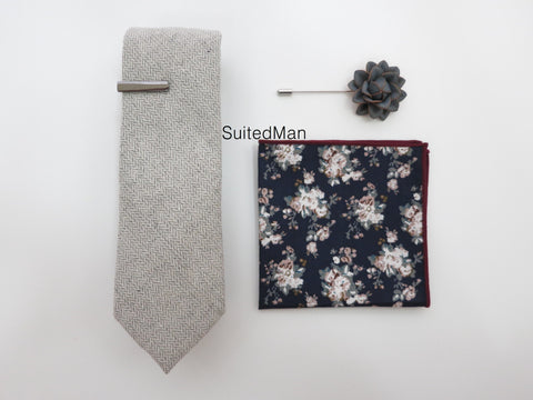 The Heather Gray Bloom Set