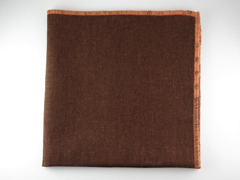 Pocket Square, Linen, Autumn