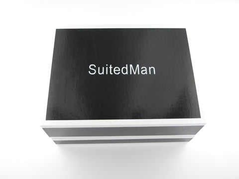 SuitedMan Accessories/Jewelry Case - SuitedMan