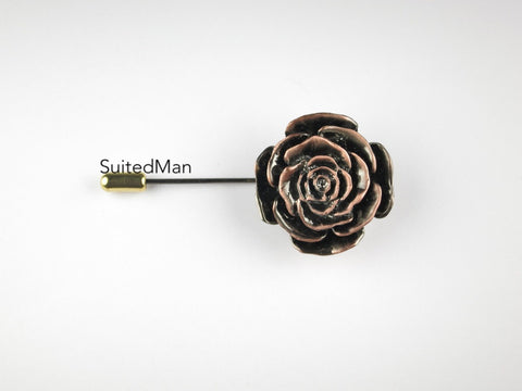 The Metal Rose, Rose Gold
