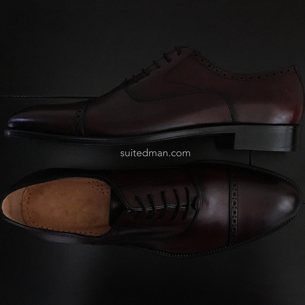 Shoes, Oxford (Limited) - SuitedMan