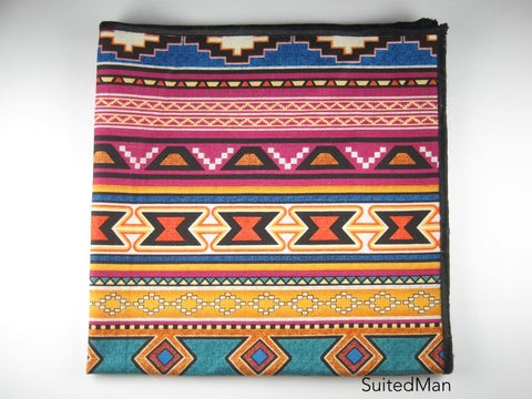 Pocket Square, Tribal - SuitedMan