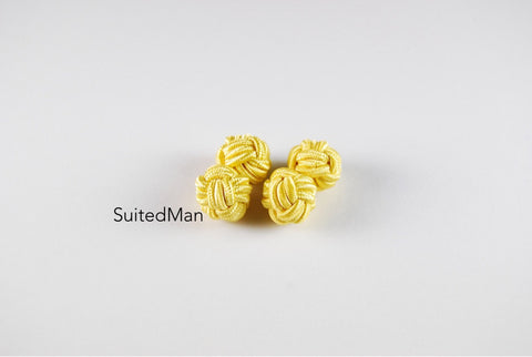 Silk Knot, Gold - SuitedMan