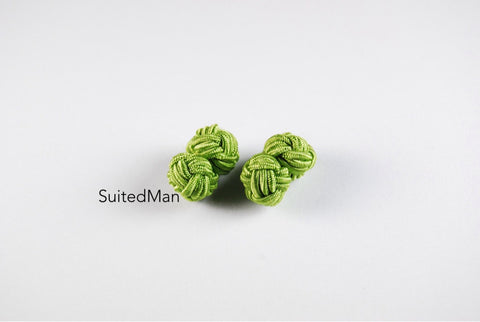 Silk Knot, Olive