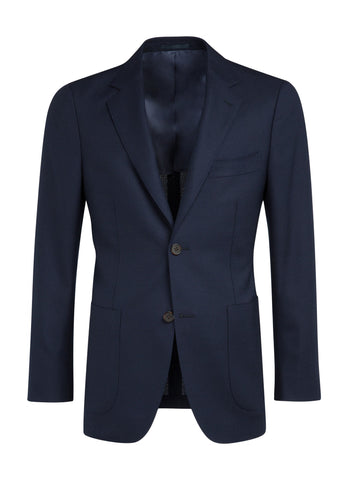 Suit, Navy (wool)
