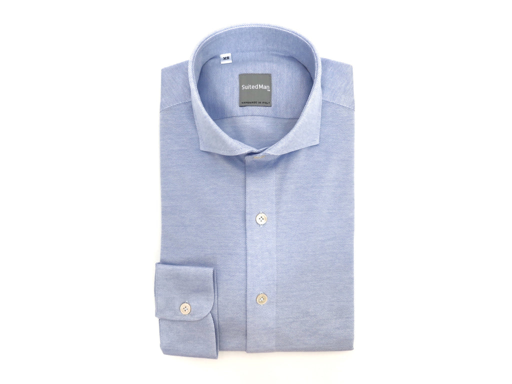 SuitedMan D'Italia, Shirt, Textured Sky - SuitedMan
