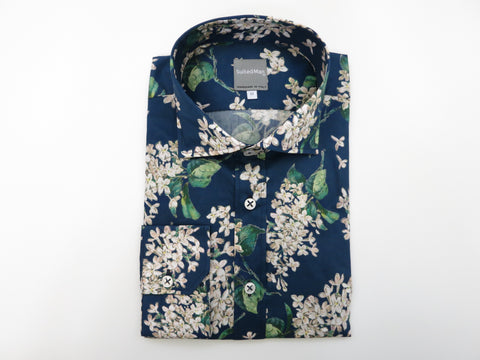 SuitedMan D'Italia, Liberty of London, Midnight Floral - SuitedMan