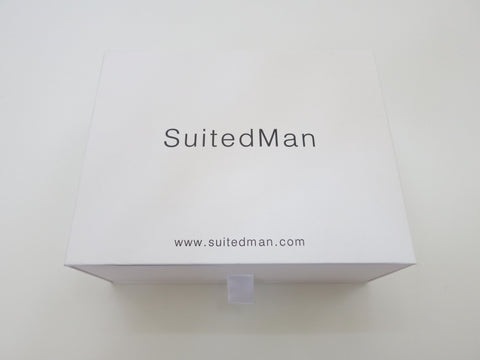 SuitedMan Shirt Box
