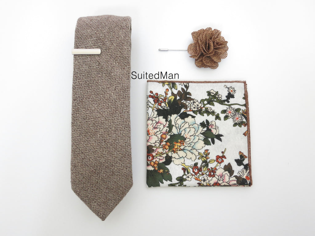 The Autumn Peonies Set - SuitedMan