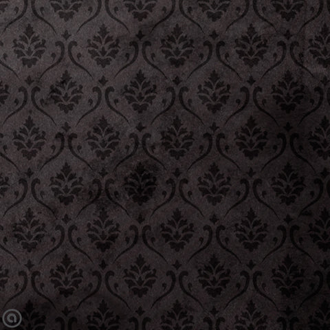 Jezebel Damask Wallpaper Fabric Wallskins Peel Stick