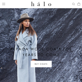 Woolman - Halo From North Shopify webbutik