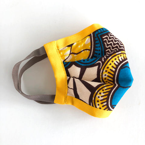 MASK (KIDS SIZE S) SUNSHINE