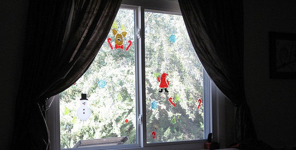 Make Your Own Window Art