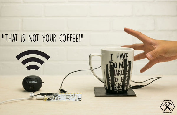 that is not your coffee alarm system
