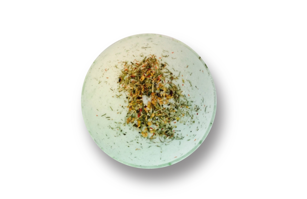 Green Tea Bath Bomb