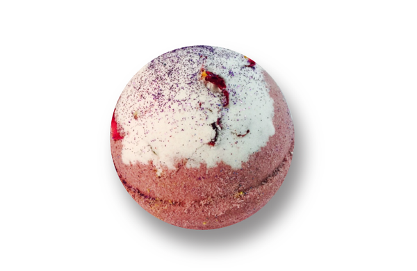 Vetiver Rose Bath Bomb