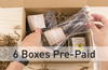 Craft Box | 6 Month Pre-Paid
