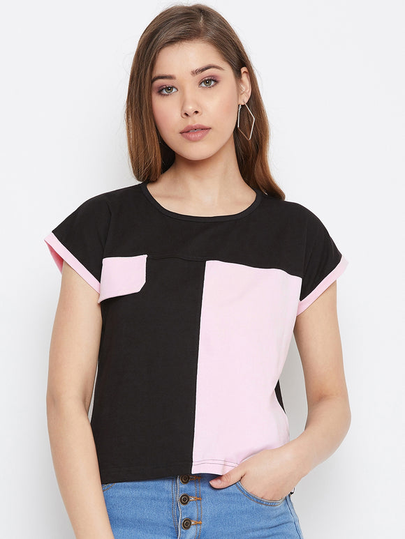 Multi Coloured Short Sleeve T-shirt