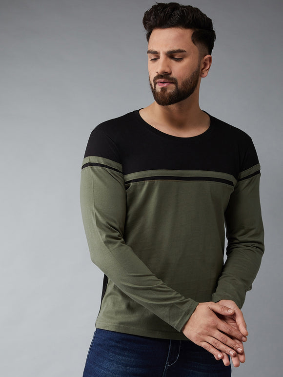 Multi colour Full sleeves Tshirt