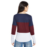 Multi Coloured Full Sleeve T-shirt