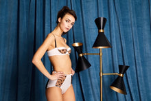 Load image into Gallery viewer, sarah brown luxury lingerie handmade in london