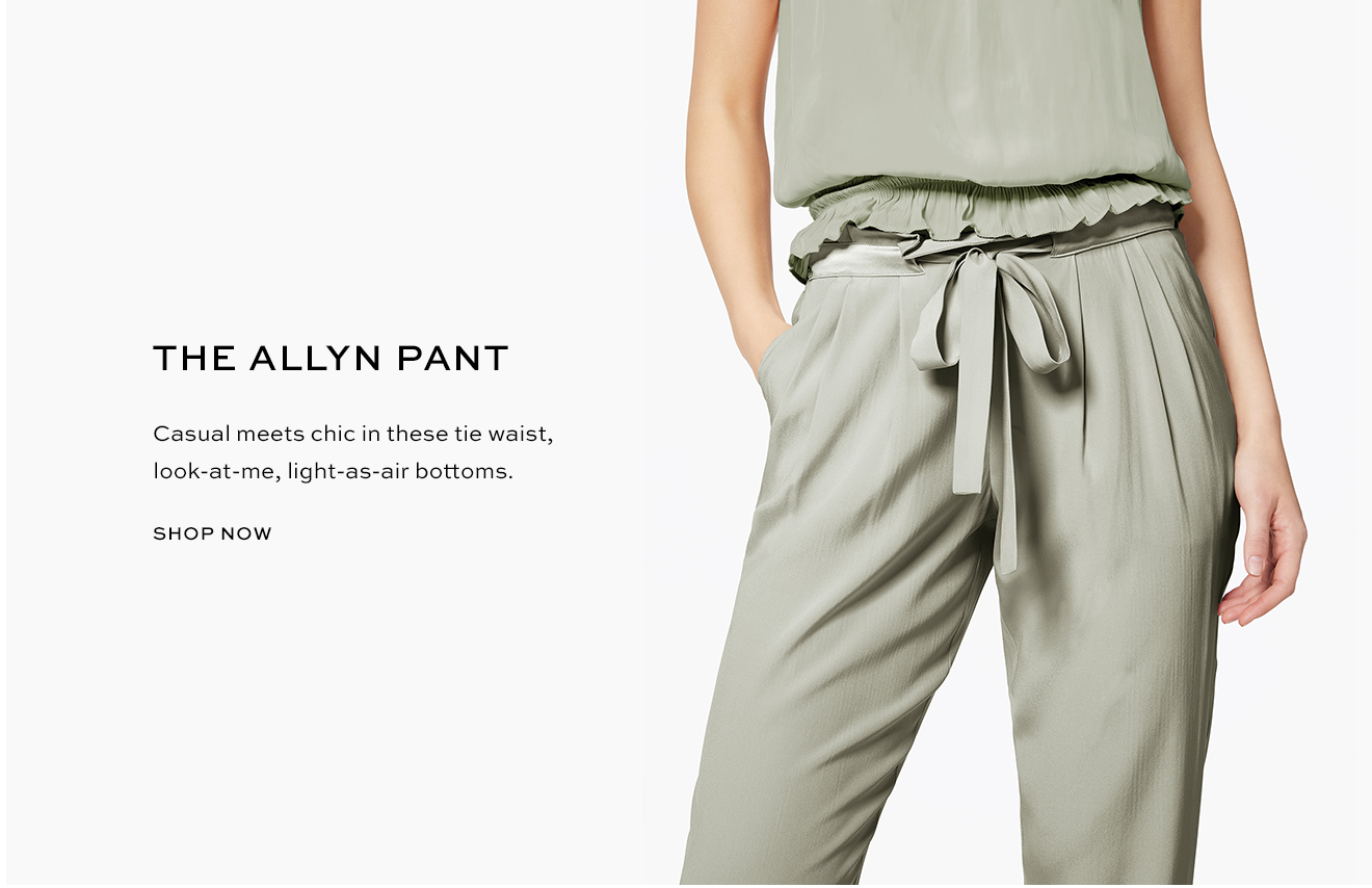 The Allyn Pant