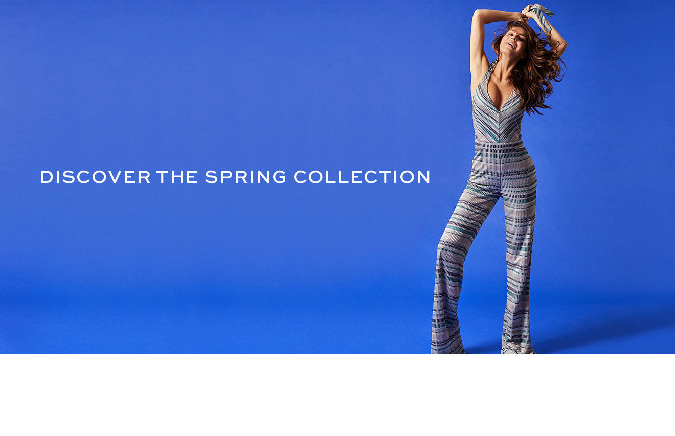 Discover The Spring Collection