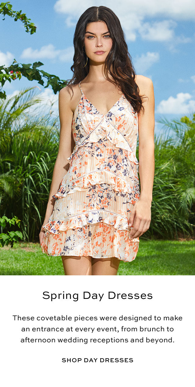 Shop Spring Day Dresses