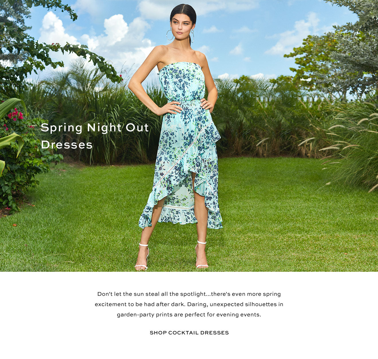 Shop Spring Night Out Dresses