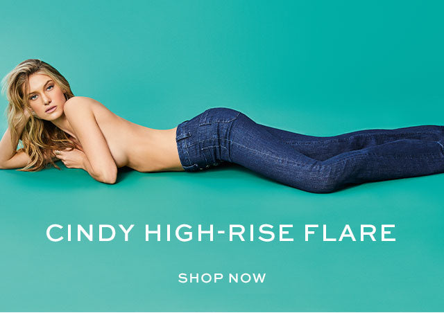 Cindy High-Rise Flare