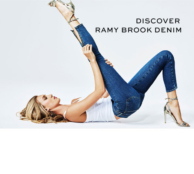 Discover Ramy Brook Denim