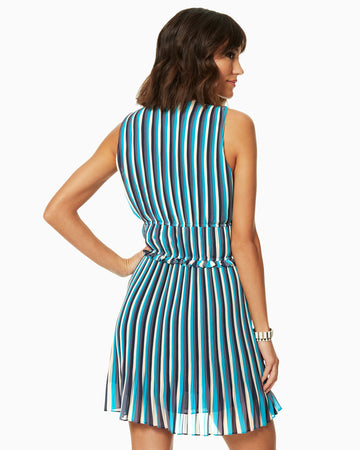 TEAL STRIPE|2