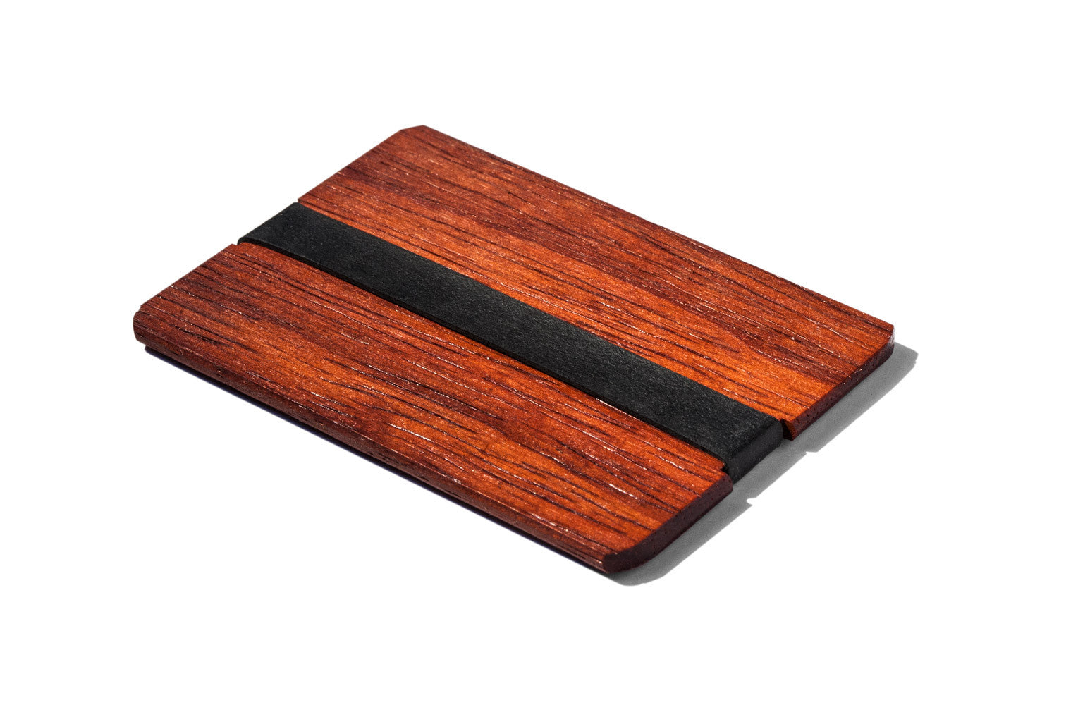 Exotic wood wallets
