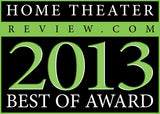 Home Theater Review Best of 2013 Award Red Dragon Audio M500MkII monoblock amplifier