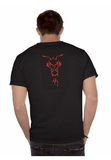 Red Dragon Audio T-Shirt Back