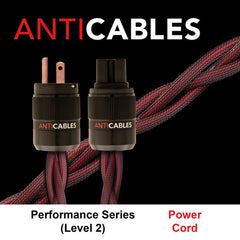 Level 2 Performance Series Power Cord