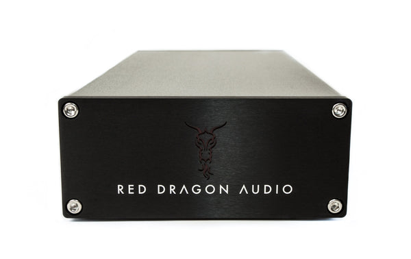 S500 Stereo Amplifier Red Dragon Audio