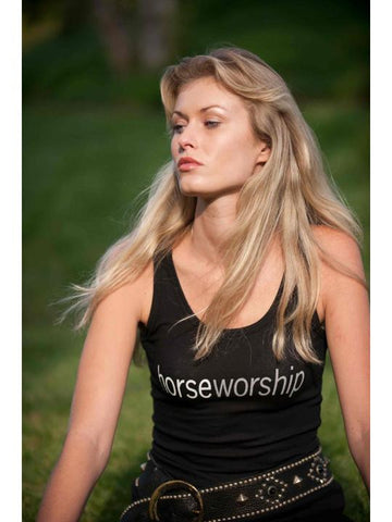 Horseworship Logo Tank Top