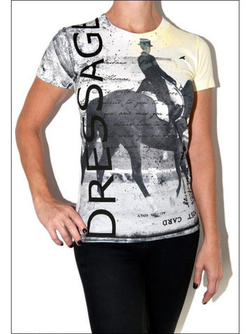 Dressage T-Shirt (Limited Stock Available)