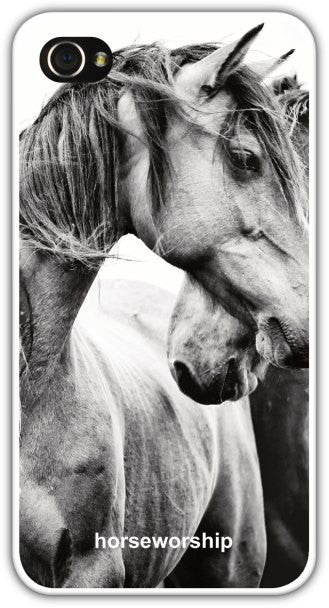 iphone 4/4s Case - We Commune Horse Image